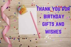 WellieWishers Birthday Thanks Wellie Wishers Thank You Card