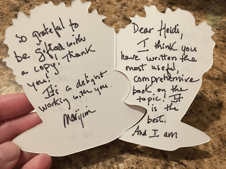 How To Write Peion Guide | A Modern Guide To Writing Thank You Notes Book